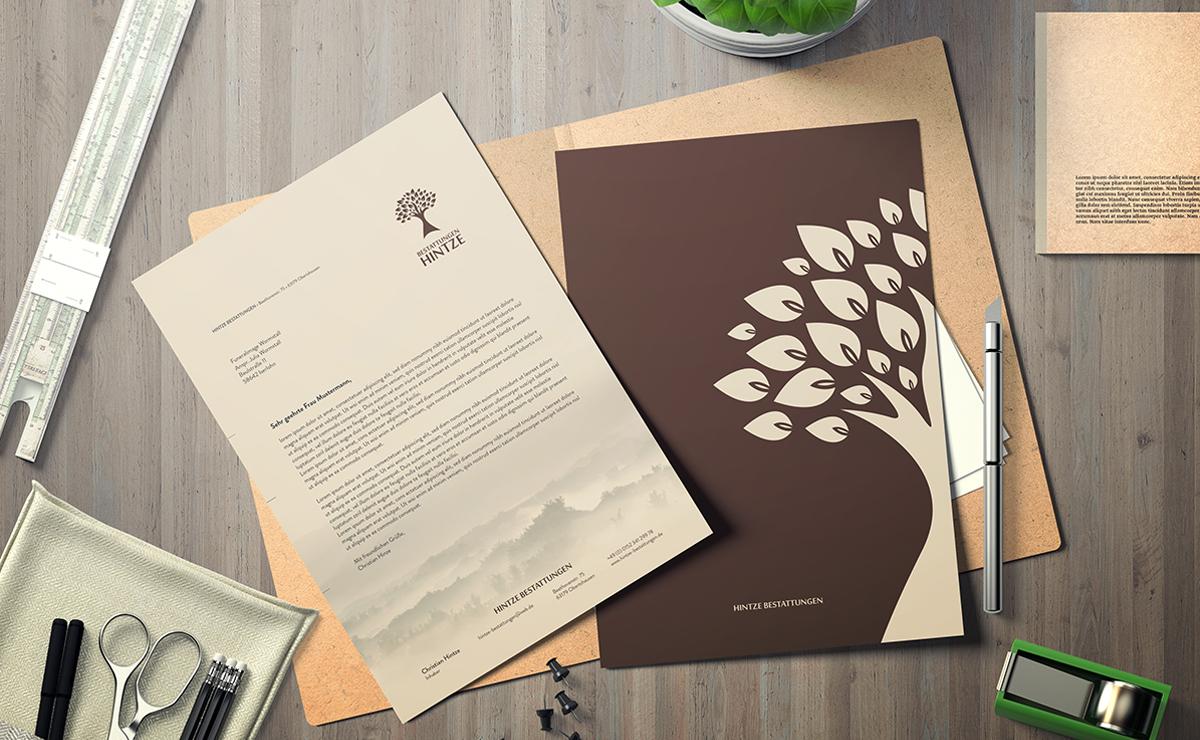 Hintze Bestattungen_Briefbogen